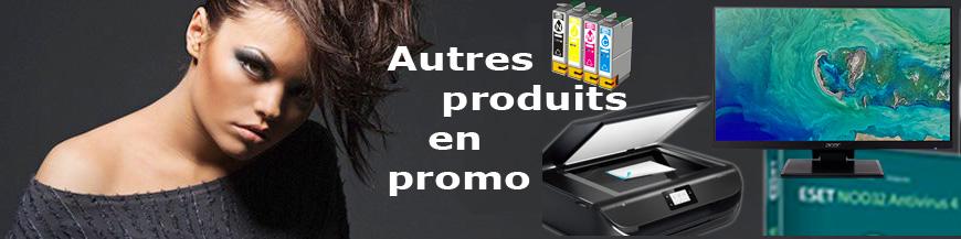 Autres produits en promo