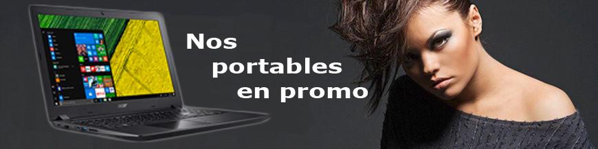 Portables en promo